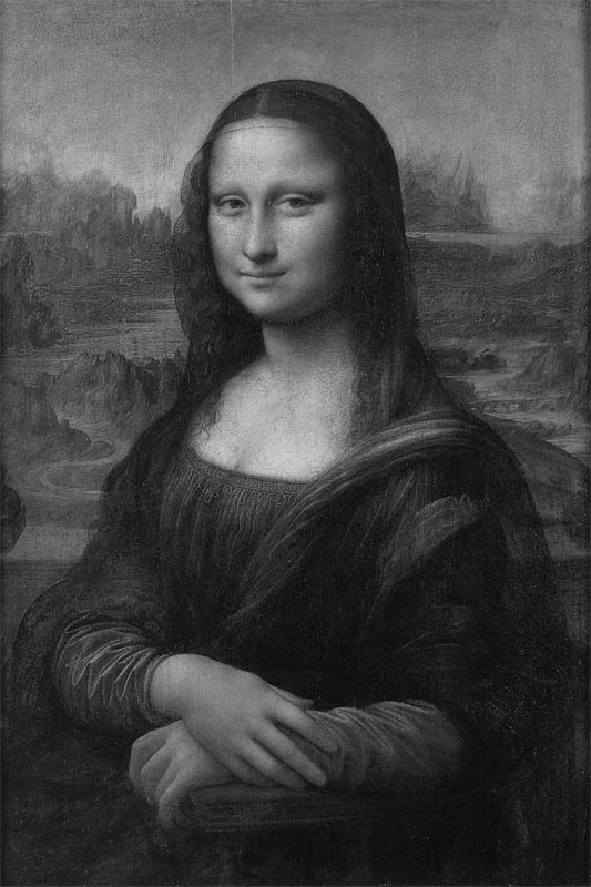 compare and contrast mona lisa and the creation of adam Scenes from the book of genesis of which the 'creation of adam' is the best known, having an iconic standing equalled only by leonardo da vinci's mona lisa (see figures: 3-4) as.